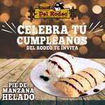 Ofertas de Hamburguesas del Rodeo, Celebra tu Cumpleaños