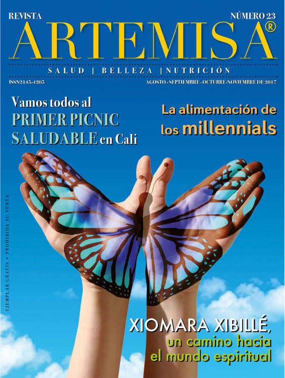 Ofertas de Artemisa, Revista Artemisa No. 23 - Vamos todos al primer picnic saludable en Cali