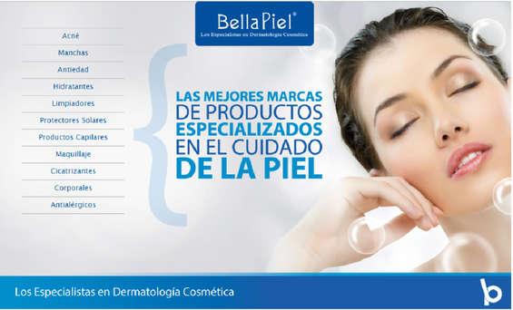 Ofertas de Bella Piel, Productos Bella Piel