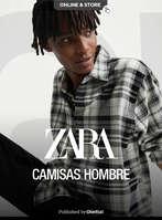Ofertas de Zara, Camisas hombres