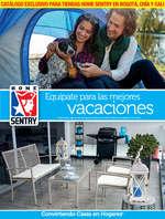Ofertas de Home Sentry, Equípate para las mejores vacaciones - Exclusivo en Bogotá, Chía y Cali