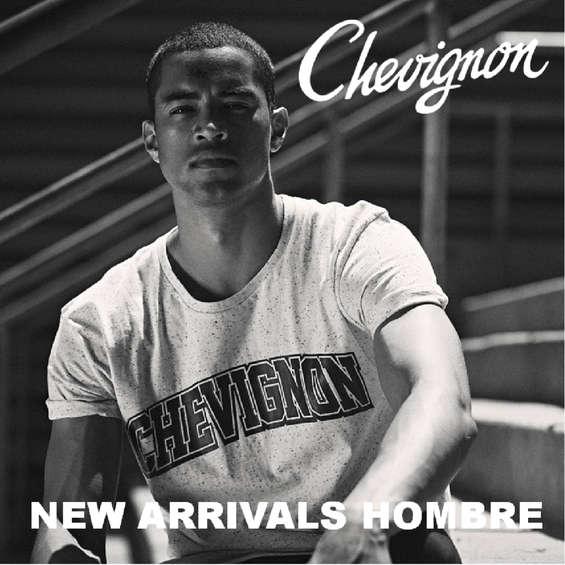 Ofertas de Chevignon, New Arrivals Hombre