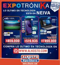 Expotrónika, Lo último en tecnología - Neiva