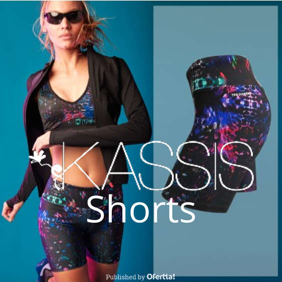 Ofertas de Kassis, Shorts