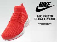 Air Presto Ultra Flyknit