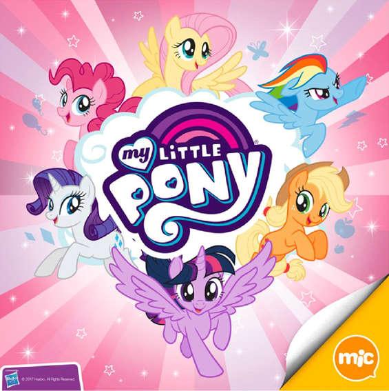 Ofertas de Mic Kids, Nueva Colección My Little Pony