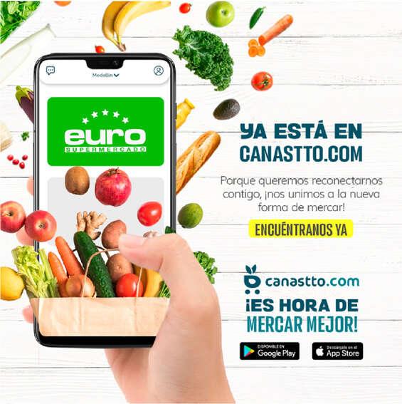 Ofertas de Euro Supermercados, Euro Supermercado