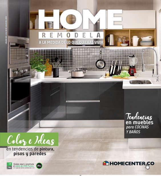 Ofertas de HomeCenter, Home Remodela