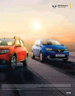 Ofertas de Renault, Modelos 2018