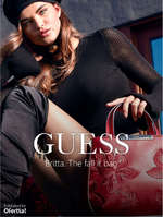 Ofertas de Guess, Britta. The fall it bag
