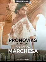 Ofertas de Pronovias, Marchesa