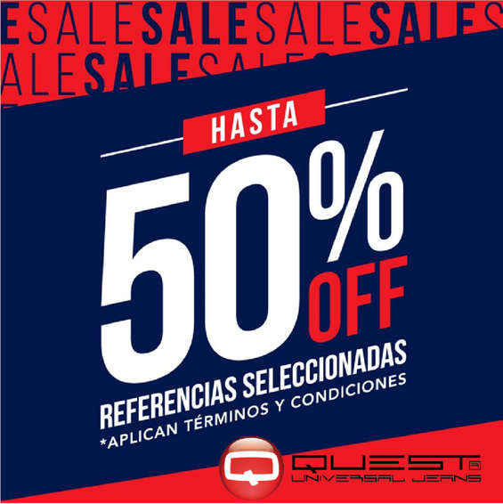 Ofertas de Quest, Hasta 50%Off en referencias seleccionadas