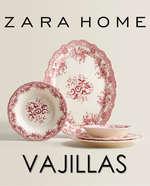 Ofertas de Zara Home, Vajillas