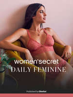 Ofertas de Women'Secret, Womens Secret daily femenine