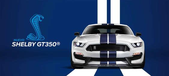 Ofertas de Ford, Ford Shelby