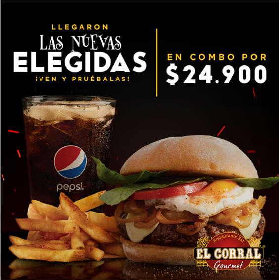 Ofertas de El Corral Gourmet, Elegidas
