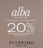 Ofertas de Patprimo, Alba by Patprimo 20%DCTO
