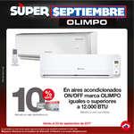 Ofertas de Super Tiendas Olímpica, Súper Septiembre Olimpo