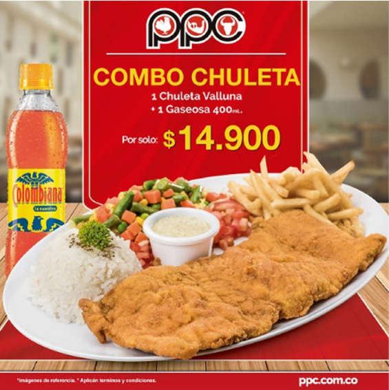 Ofertas de PPC, Combo Chuleta