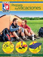 Ofertas de Home Sentry, Prepara tus vacaciones - Exclusivo en Bogotá, Chía y Cali