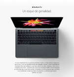 Ofertas de Mac Center, Nueva Macbook Pro