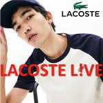 Ofertas de Lacoste, Lacoste Live