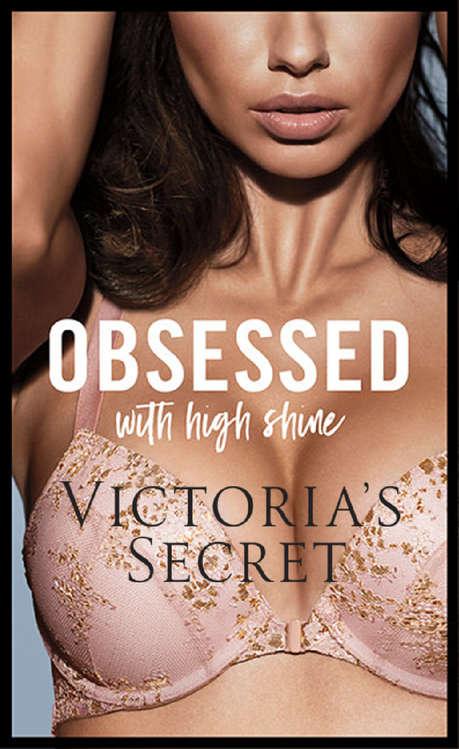 Ofertas de Victoria's Secret, Collection Obsessed