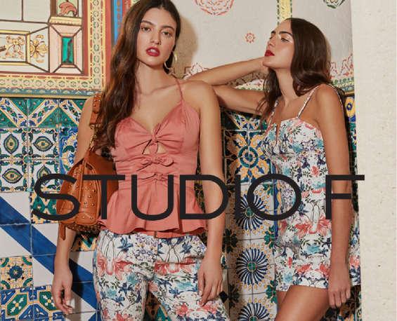 Ofertas de Studio F, Nueva Colección - Tropical Window