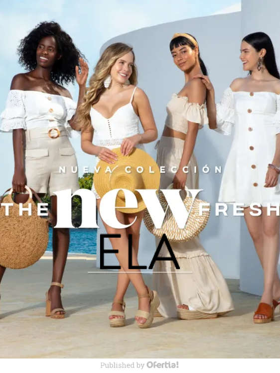 Ofertas de Ela, The New Fresh