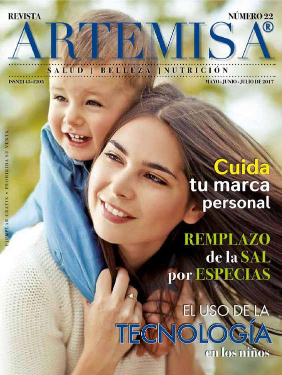Ofertas de Artemisa, Revista Artemisa - No. 22