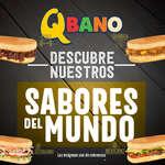 Ofertas de Sandwich Qbano, Sabores Del Mundo
