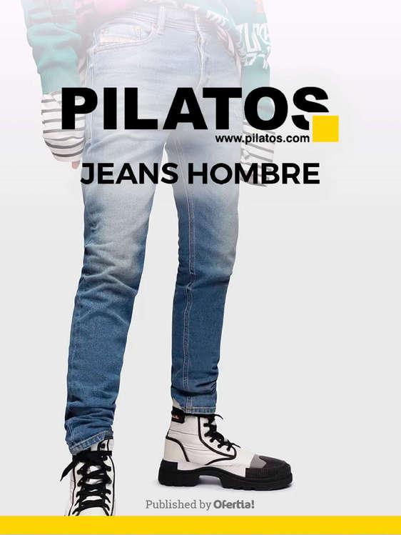 Ofertas de Pilatos, Pilatos jeans hombre