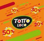 Ofertas de Totto, Totto Loco