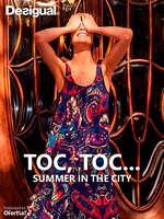 Ofertas de Desigual, Toc toc... Summer in the city
