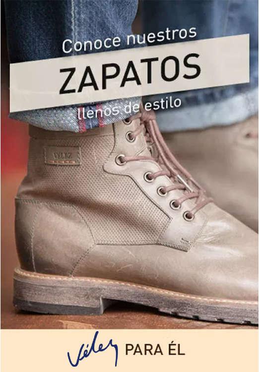 Ofertas de Vélez, Conoce nuestros zapatos llenos de estilo - Para él