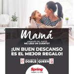 Ofertas de Colchones Spring, Mamá