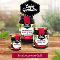 Productos Con Café