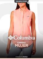 Ofertas de Columbia, Camisas mujer