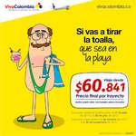 Ofertas de Viva Colombia, Promociones fin de mes