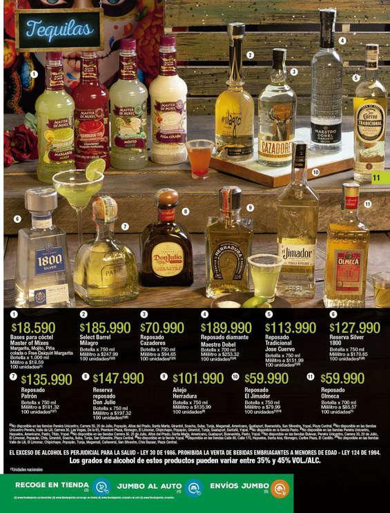 Ofertas de Jumbo, Open Bar Jumbo