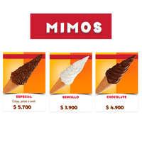 Mimos menu