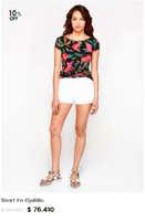 Ofertas de Seven Seven, Shorts Mujer