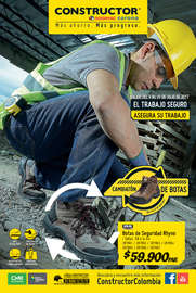 El trabajo seguro asegura su trabajo - Pereira