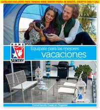 Equípate para las mejores vacaciones - Exclusivo en tiendas fuera de Bogotá