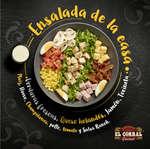 Ofertas de El Corral Gourmet, Ensalada