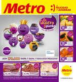 Ofertas de Metro, Catálogo de puntos - Lo quiero y punto