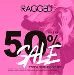 Ofertas de Ragged, 50% Sale