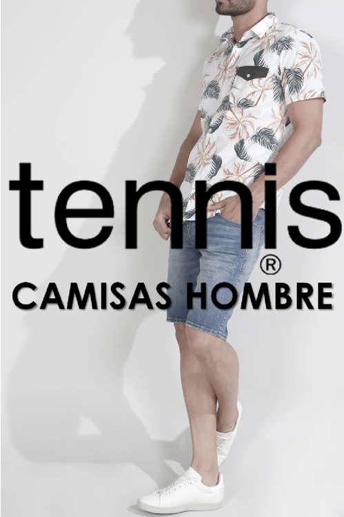 Ofertas de Tennis, Camisas Hombre