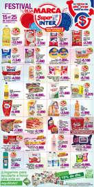 Festival de la marca Super Inter - ¡Más productos, más ahorro!