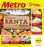 Ofertas de Metro, Catálogo - Semana Santa en Metro